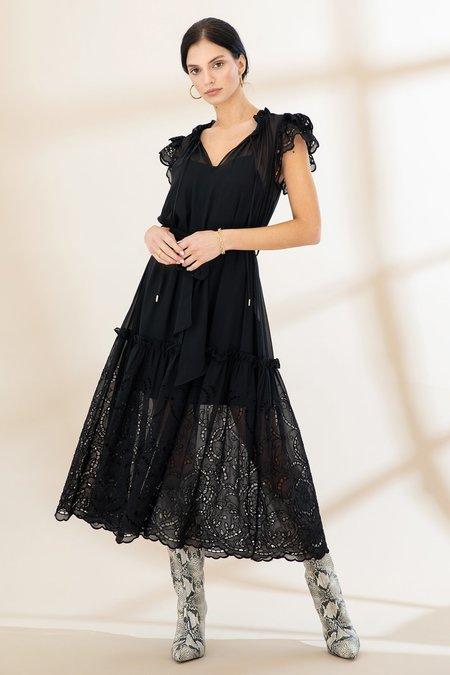 CHRISTY LYNN Juliette Dress - Black