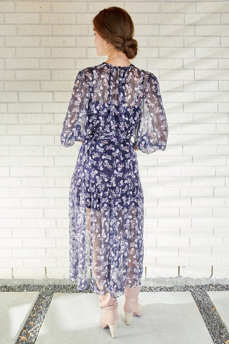 CHRISTY LYNN Olivia Dress - Violet Petals