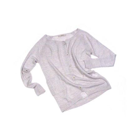 Humanoid Wool Raglan Cardigan