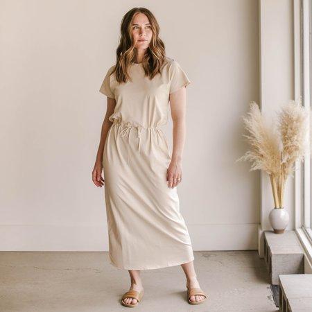 Rita Row Siki Dress - Beige