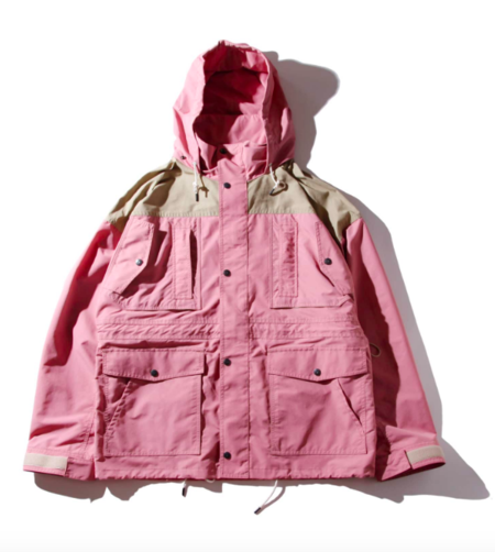 F/CE CRUISER JACKET - PINK