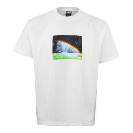 Obey Obey Rainbow T-Shirt - White