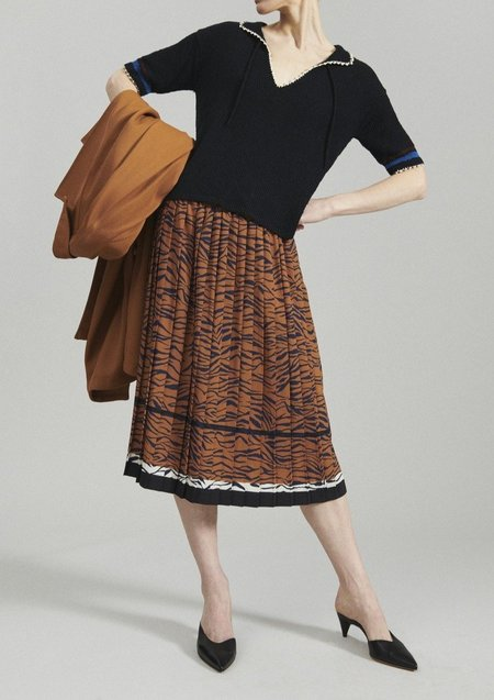 Rachel Comey Pluto Skirt - Tobacco