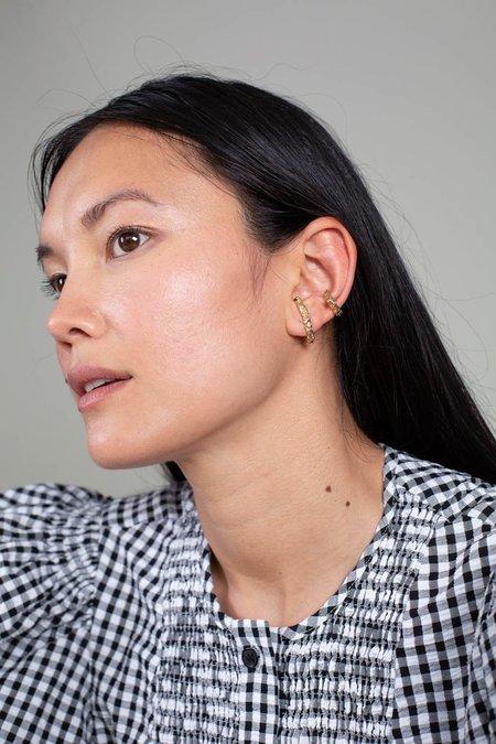 FARIS Roca Stud earrings - Bronze