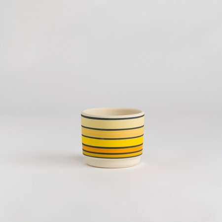 Claystreet Small Planter - Dayglow