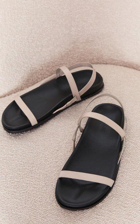 St. Agni Gio Sandals - Ecru