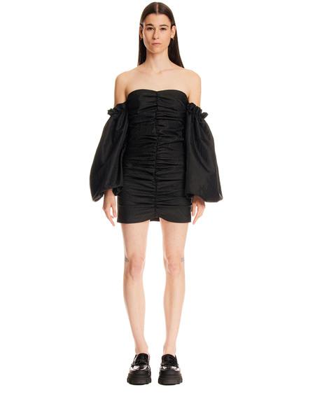 Rotate Phoebe Short dress - Black