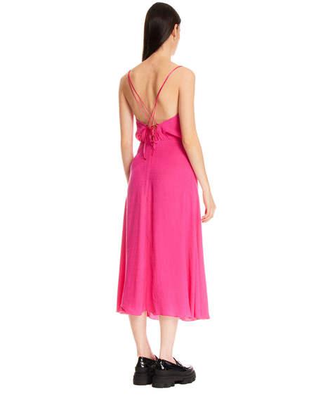 Rotate Strapless Long Dress - Pink
