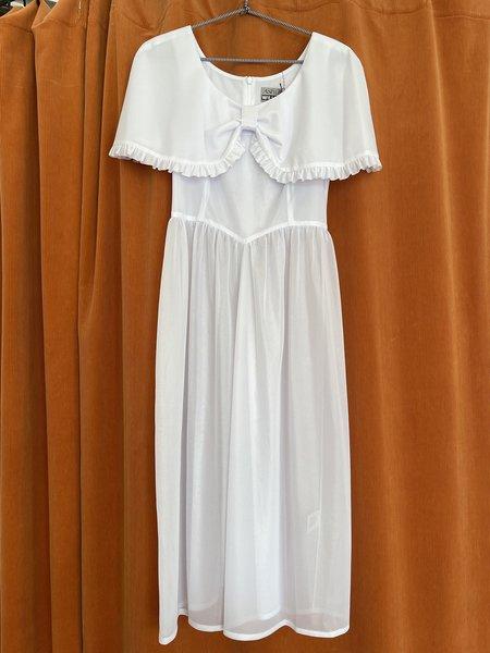 Ashley Williams Bella Dress - white