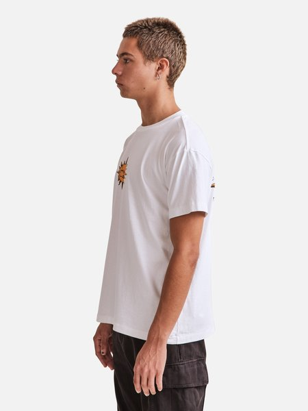 General Admission Eric McHenry Sun Tee - white