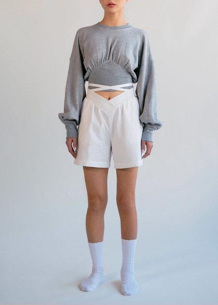 All Champion Shorts - White