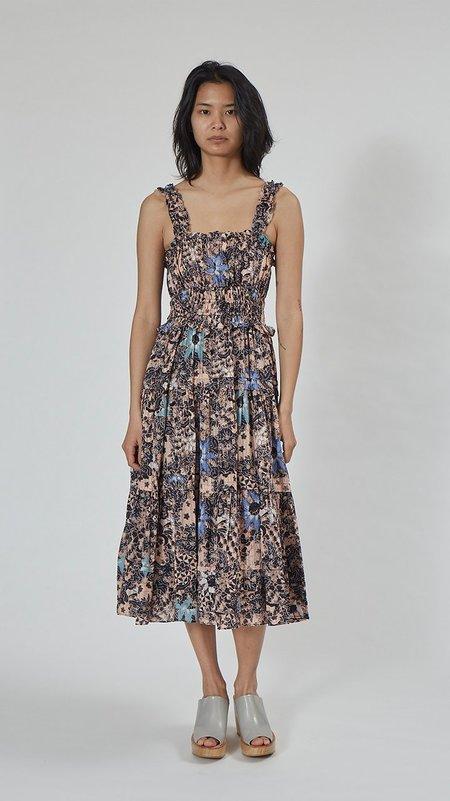 Ulla Johnson Annisa Dress - Faded Coral