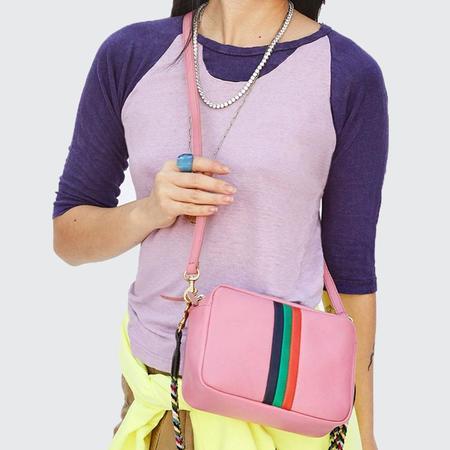 Clare V. Midi Sac bag - PETAL