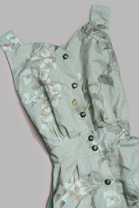 Field Day OOAK Sheet Dress