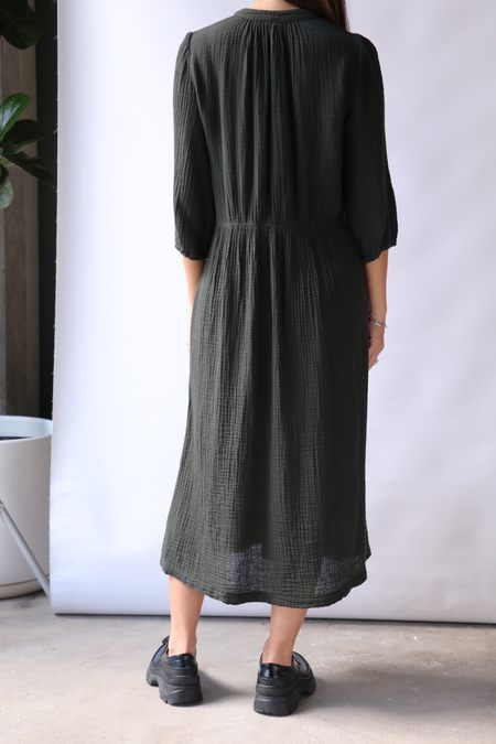 Raquel Allegra Sia Dress - Green
