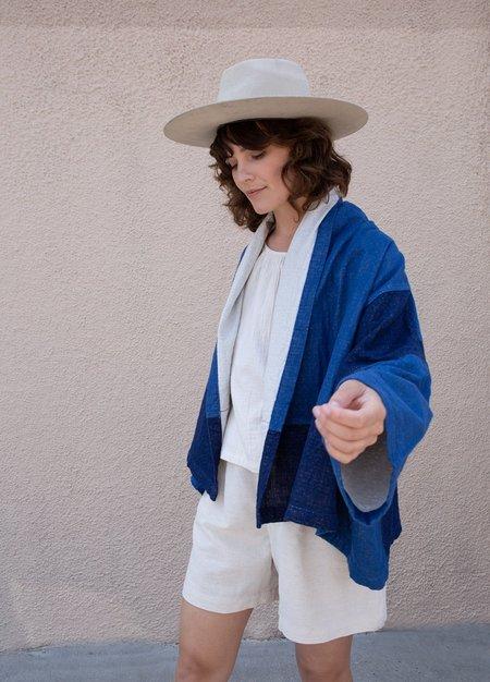 Atelier Delphine Kimono Jacket - Patchwork