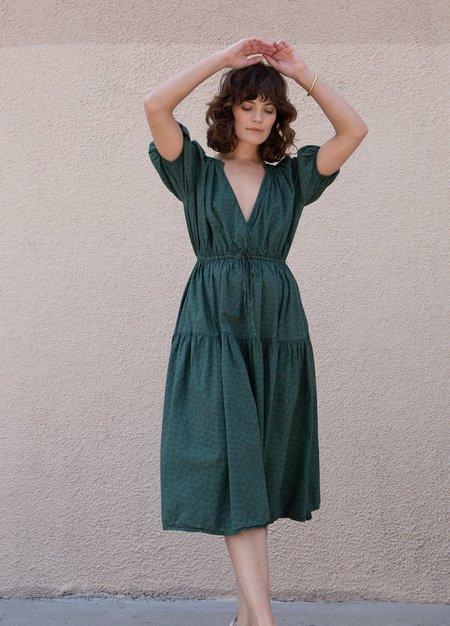 Lacausa Dahlia Dress - Absynthe