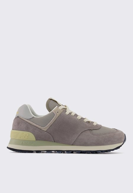 New Balance Un-N-Ding 574 Grey Day Sneakers - grey