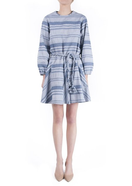 Mabel and Moss Estelle Dress - Chambray