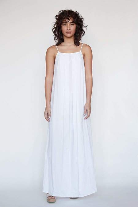 Christine Alcalay Jamie Cotton Poplin Dress