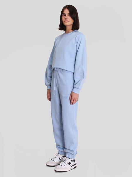Ganni Elasticated Pants - Heather