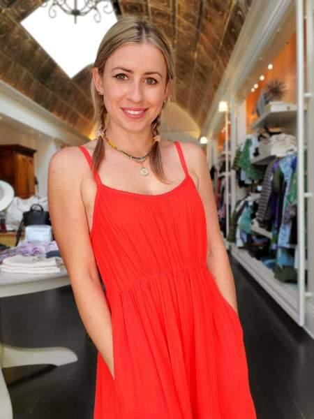Xirena Ali Dress - Day Crush