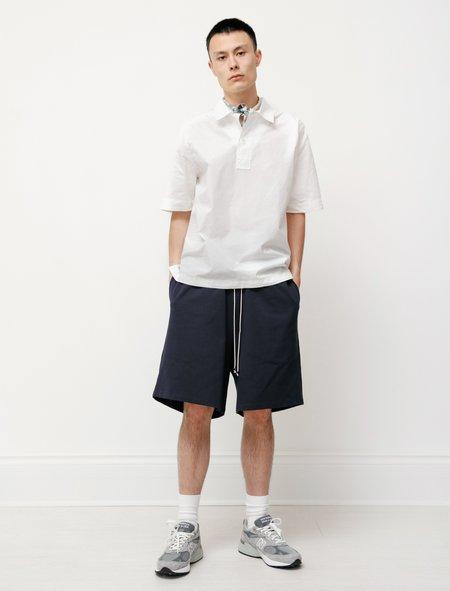 Camiel Fortgens Jersey Knee Shorts - Dark Blue