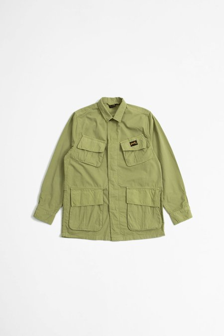 Stan Ray Tropical jacket - olive twill