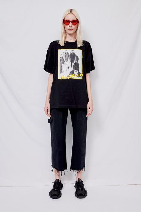 Maison Margiela Genderless T-Shirt - Black