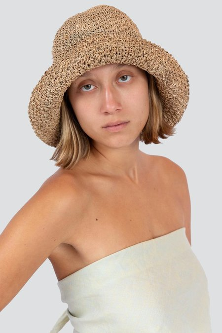 Clyde Opia Hat -  Seagrass