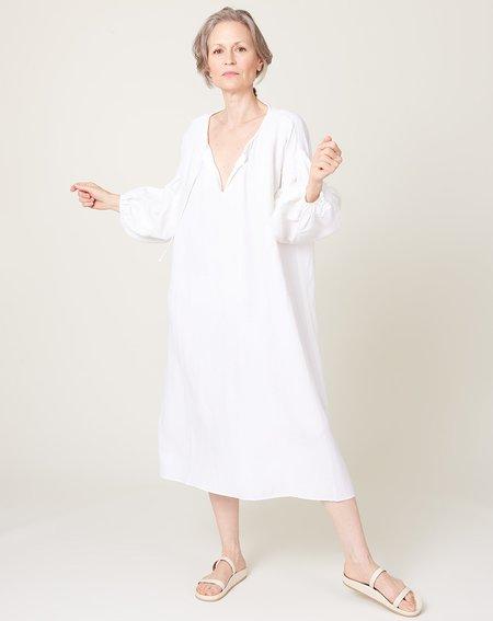 Worn Aurélian Dress - Ivory