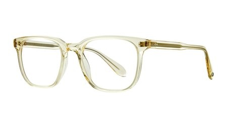 unisex Garrett Leight Emperor 50 glasses - clear