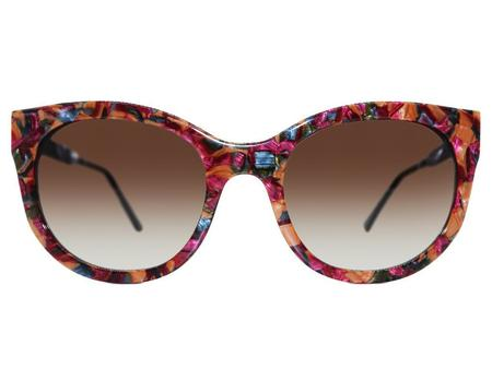 Thierry Lasry Lively Sunglasses - Burgundy