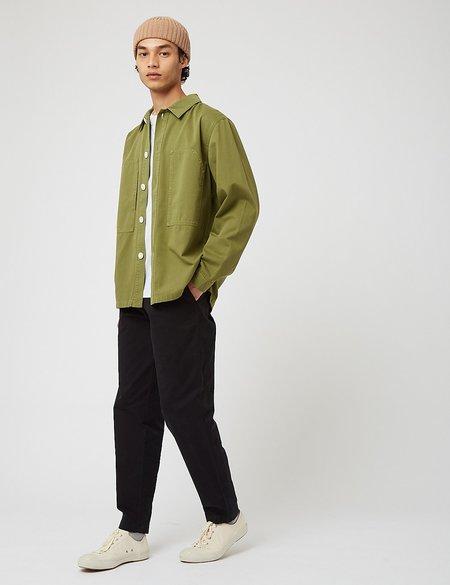 Bhode Box Shirt - Green