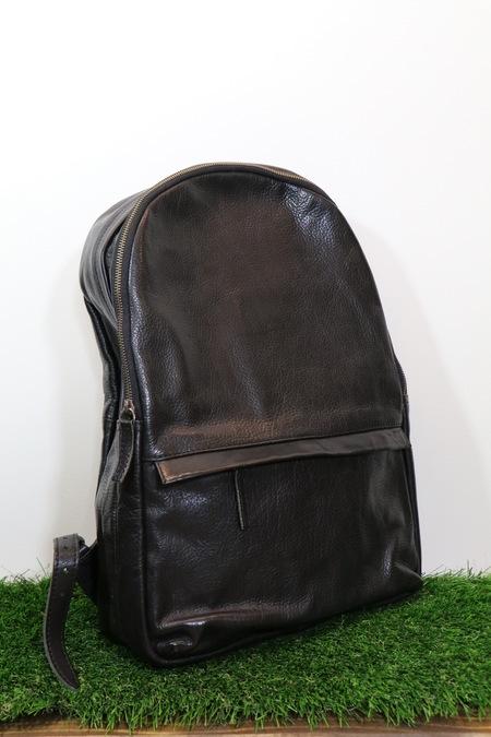 Elk Reizen Leather Backpack