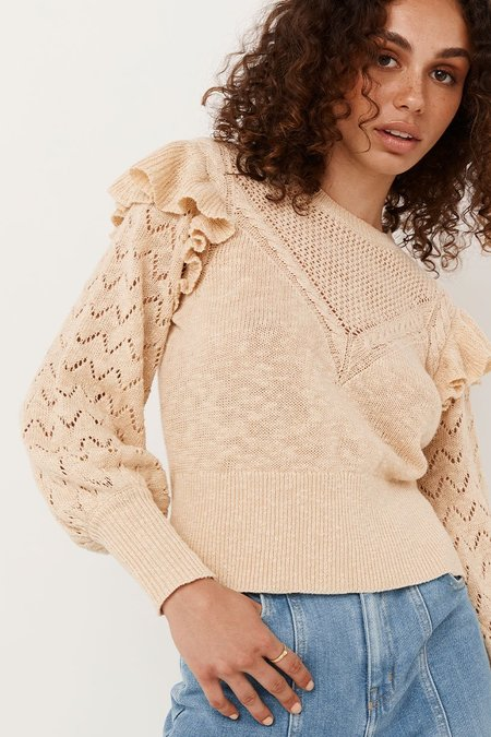 SPELL & THE GYPSY COLLECTIVE Willow Frill Jumper