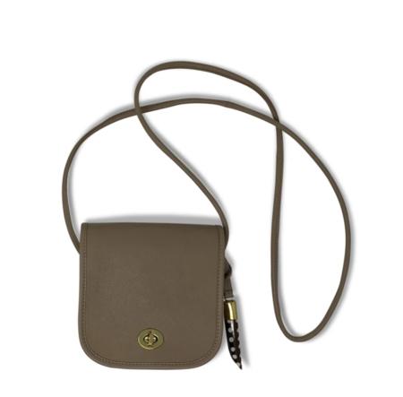 Kempton & Co. Tirola Mini Bag - Blush