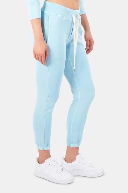 NSF Sayde Sweatpant - Pigment Blue Curacao