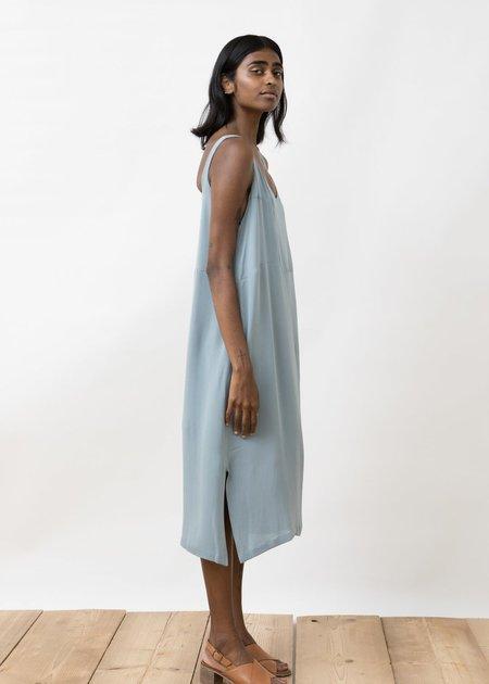 Jungle Folk Alvaro Dress - Swedish Blue