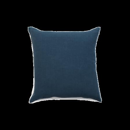 Hawkins New York Simple Linen Pillow - Peacock