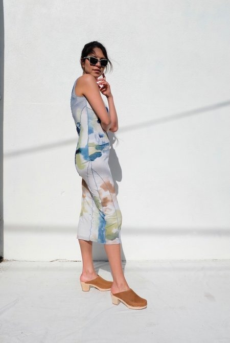 Paloma Wool Josie Dress - Cobalt Blue