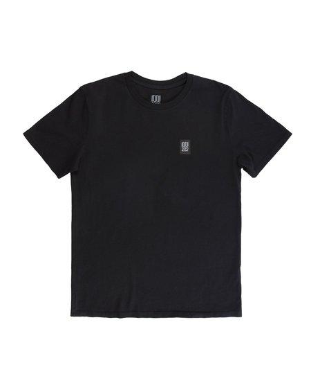 TOPO DESIGNS Label Tee - Black