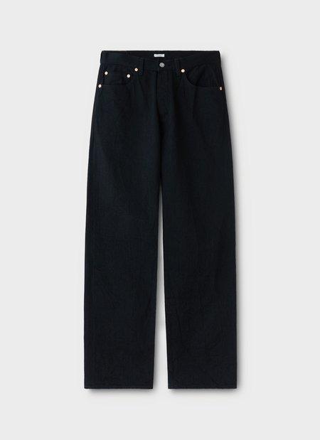 PHIGVEL MAKER & Co Classic Black Jean 301-Wide Denim - Black