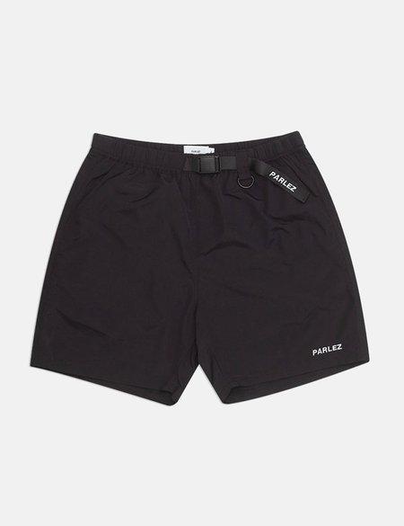 Parlez Vanguard Shorts - Black