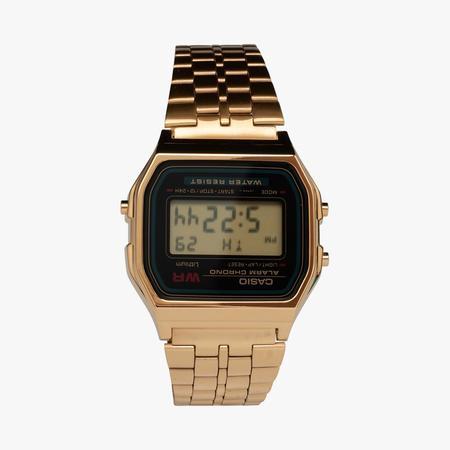 Casio Vintage GS-A159WGEA-1 WATCH - Gold