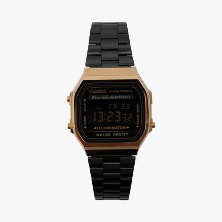 Casio Vintage GSA168WEGB-1BVT WATCH - Black