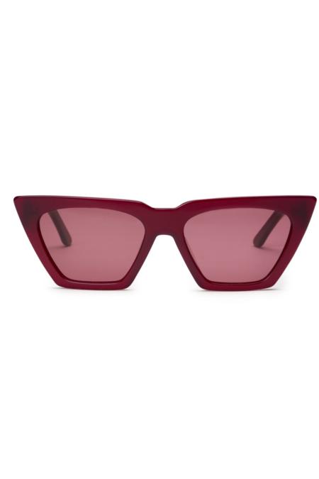 CARLA COLOUR Modan Sunglasses - Viola