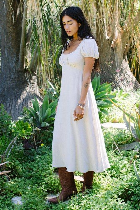 Rachel Pally Eloise Linen Dress - Natural