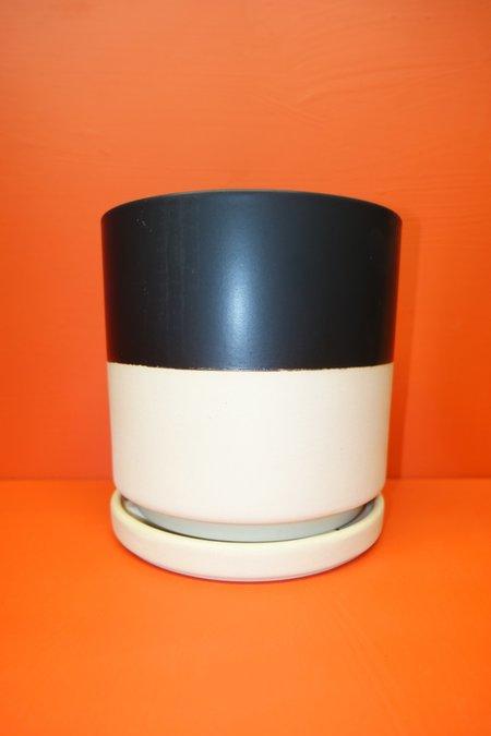 Momma Pots Pot - Black/White