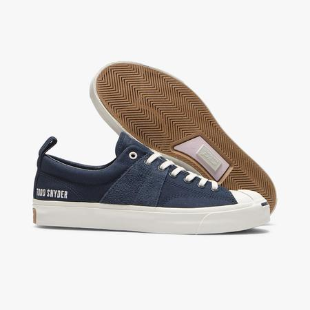 Converse x Todd Snyder Jack Purcell - Obsidian